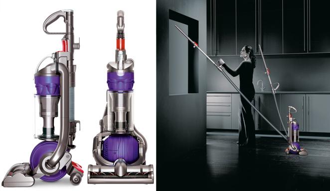 Refurbished Dyson Dc24 Animal Upright Vacuum Cleaner